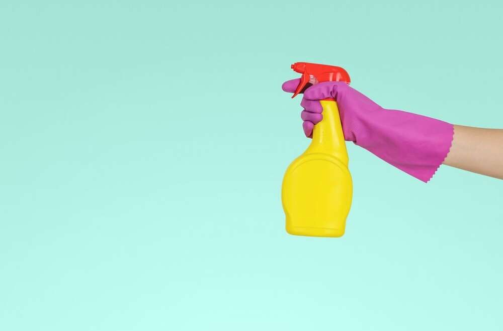 How to spring clean
